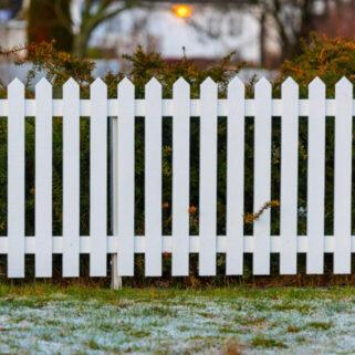 fence installation hingham ma